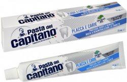 Зубная паста Против кариеса и зубного налета, Pasta del Capitano