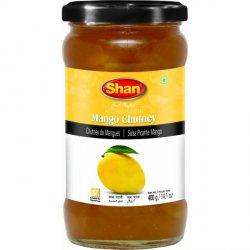 Чатни (джем) сладкого манго, Shan