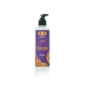 Шампунь для окрашенных волос с кокосовым маслом (Coconut Shampoo), Erawadee