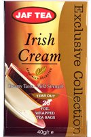 Чай Jaf Tea Irish Cream в пакетиках