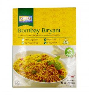 Готовое блюдо Бомбей Бирьяни (Bombay Biryani), Ashoka