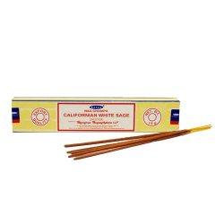 Благовония Калифорнийский шалфей (Californian sage incense), Satya