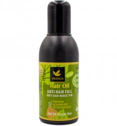 Лёгкое масло для волос против выпадения, Veda Vedica