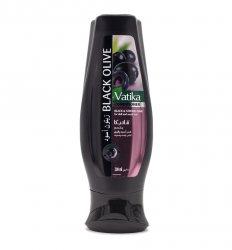 Кондиционер с черными оливками для тусклых и слабых волос, Dabur