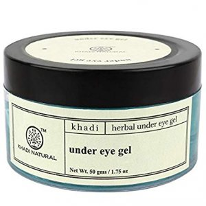 Гель для кожи вокруг глаз (Under eye gel), Khadi