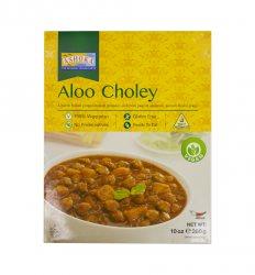 Готовое блюдо Алоо Холей (Aloo Choley), Ashoka