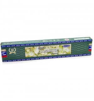 Благовония Суприм Жасмин (Supreme Jasmine incense), Satya