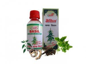Сироп от кашля Басил (Basil), Shri Ganga
