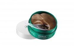 Гидрогелевые патчи с экстрактом центеллы (Centella Eye Mask), Baizton