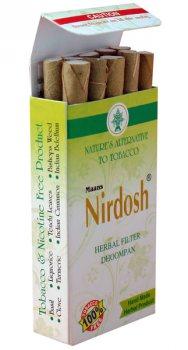 Безникотиновые сигареты Нирдош (Nirdosh), Maans