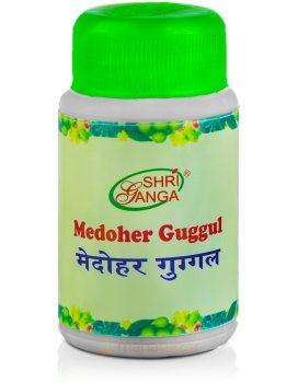 Средство для похудения Медохар Гуггул (Medoher Guggul), Shri Ganga