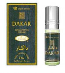 Мужские масляные духи Dakar, Al Rehab