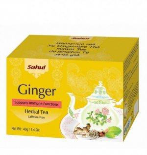 Аюрведический имбирный чай, Sahul