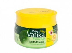 Крем для волос против перхоти, Dabur Vatika