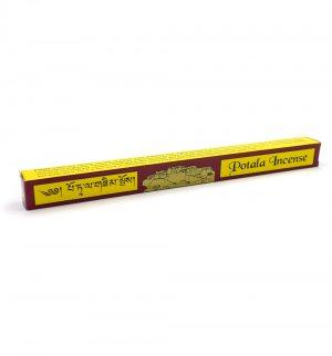 Тибетские благовония Потала (Potala traditional Tibetan incense), YAK
