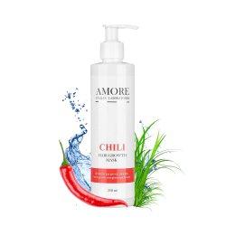 Концентрированная перцовая маска для стимуляции роста волос, AMORE