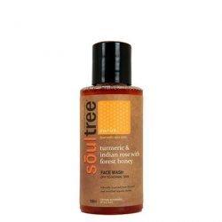 Органический гель для умывания для сухой и нормальной кожи, Soultree