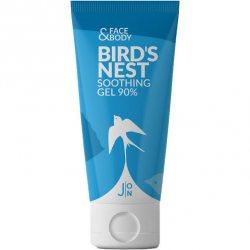Гель для лица и тела с экстрактом Ласточкиного гнезда (Face & Body Bird's Nest Soothing Gel 90%), J:ON