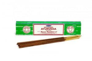 Благовония индийские Аюрведа (Ayurveda Incence), Satya