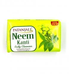 Мыло Ним Канти (Neem Kanti Body Cleanser), Patanjali