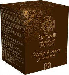 Аюрведический чай Сахар в норме с галегой (Sugar in the Normal Condition with Galega Officinalis), Sattvadil