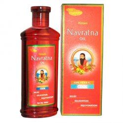 Аюрведическое охлаждающее масло, Navratna
