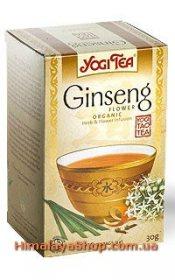 Аюрведический йога чай Ginseng, Yogi tea