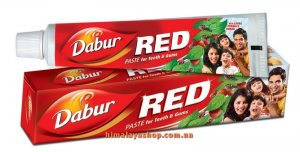 Зубная паста с красным перцем Ред (Red), Dabur