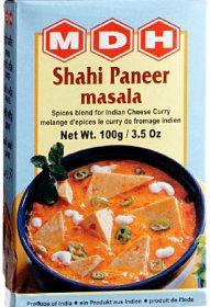 Приправа для блюд с сыром Shahi Рaneer Masala, MHD