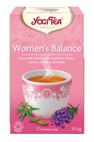 Аюрведический йога чай Women's Balance, Yogi tea
