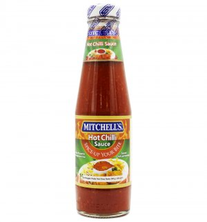 Соус острый чили (Hot Chilli Sauce), Mitchell's