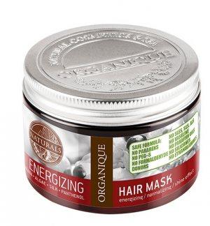 Маска против выпадения волос Energizing, Organique