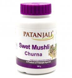 Сафед Мусли Чурна (Swet Mushli Churna), Patanjali