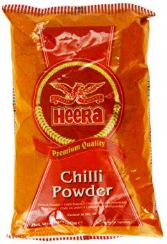 Перец чили молотый (Chilli Powder), Heera