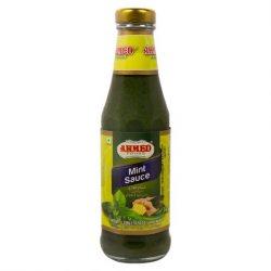 Мятный соус (Mint sauce), Ahmed