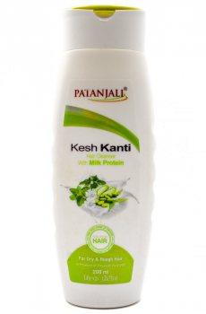 Натуральный шампунь Кеш Канти с Молочными Протеинами (Milk Protein), Patanjali