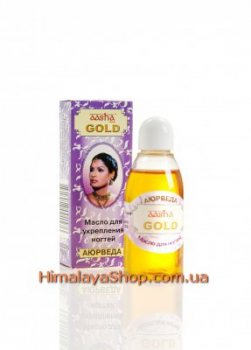 Масло для укрепления ногтей, Aasha Herbals