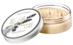 Золотой сахарный скраб-пилинг для тела Eternal Gold, Organique