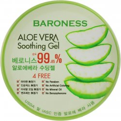 Алоэ Вера успокаивающий 99% (Aloe Vera Soothing Gel 99%), Baroness