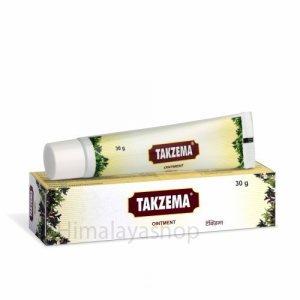 Крем такзема для лечения экземы, Charak