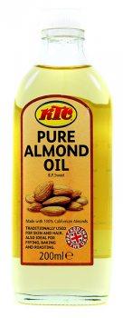Миндальное масло (Pure Almond Oil), KTC