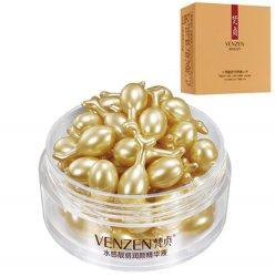 Омолаживающая сыворотка для лица с олиго-пептидами в капсулах (Oligo Peptide Bright Skin) (FZ61798), Venzen