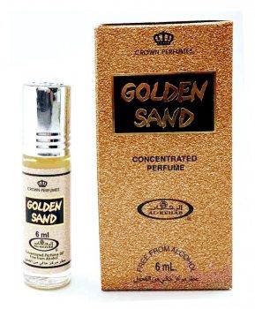 Масляные духи Golden Sand, Al Rehab