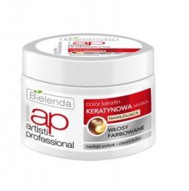 Кератиновая маска для окрашенных волос Aristi Professional, Bielenda
