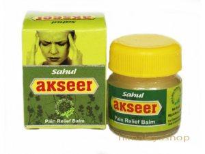 Бальзам Аксир (Akseer), Sahul
