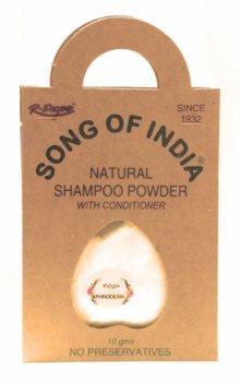 Шампунь-кондиционер в порошке Rose Flower, Song of India