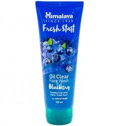 "Гель для умывания ""Свежий старт"" с черникой (Fresh start oil clear face wash blueberry), Himalaya Herbals"