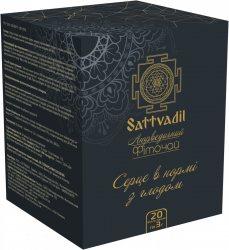 Аюрведический чай Сердце в норме с боярышником (Heart in the Normal Condition with Hawthorn), Sattvadil