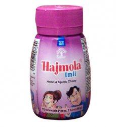 Леденцы улучшающие пищеварение Hajmola, Dabur