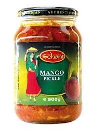 Маринованный манго Mango Pickle, Schani